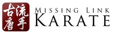 Missing Link Karate